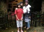 aunty sabrina, granny ida, mommy and fateha